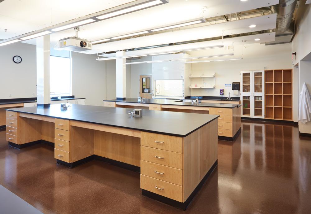 Grand Canyon University Sheldon Laboratory Systems